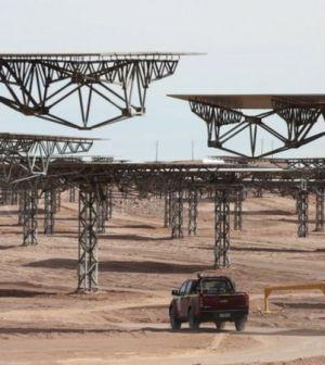La colosal primera planta de energía