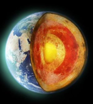 Nucleo de la Tierra