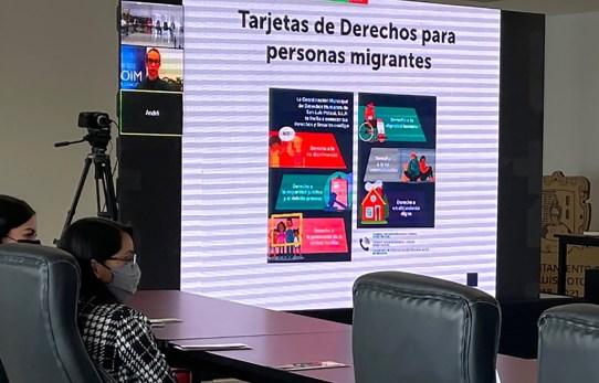PRESENTACION CARTILLA DERECHOS MIGRANTES 3