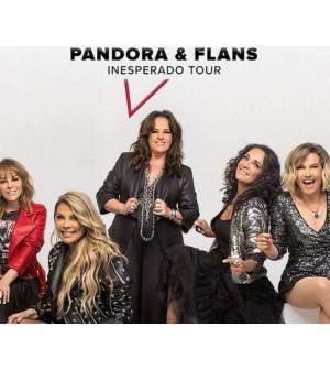 Pandora y Flans