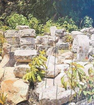 Zona arqueológica descubierta en ruta de Tren Maya