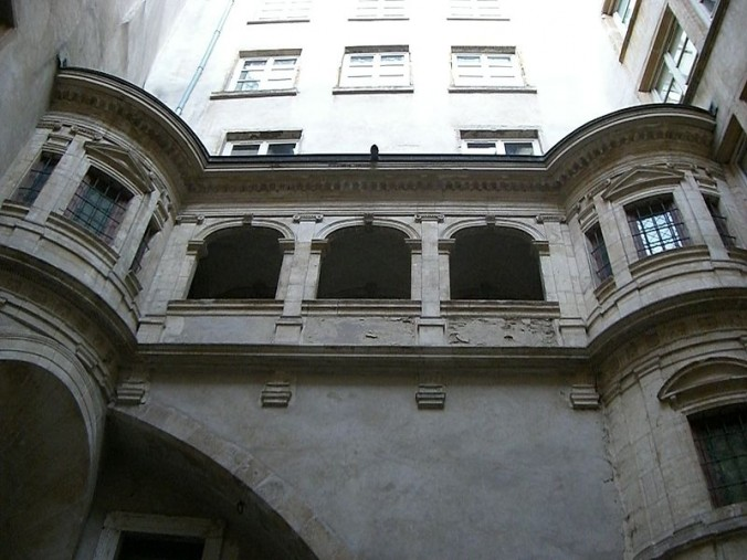 Foto Arnaud Fafournoux Hotel Bullioud