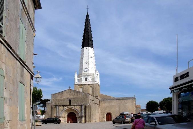 Ars-en-Ré eglise Saint-Etienne-d'Ars