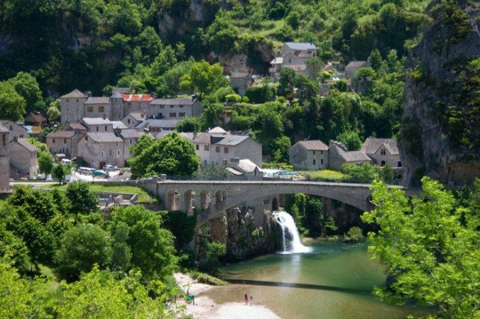 Gorges du Tarn La Malène