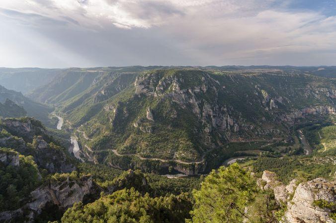 Gorges du Tarn Photo Myrabella