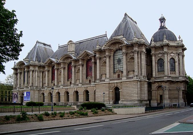 Le Palais des Beaux-arts - Photo Velvet