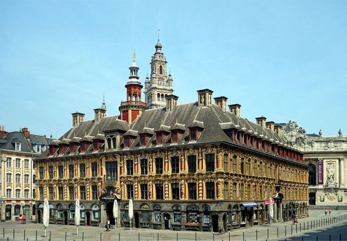Lille_vieille_bourse Photo Velvet