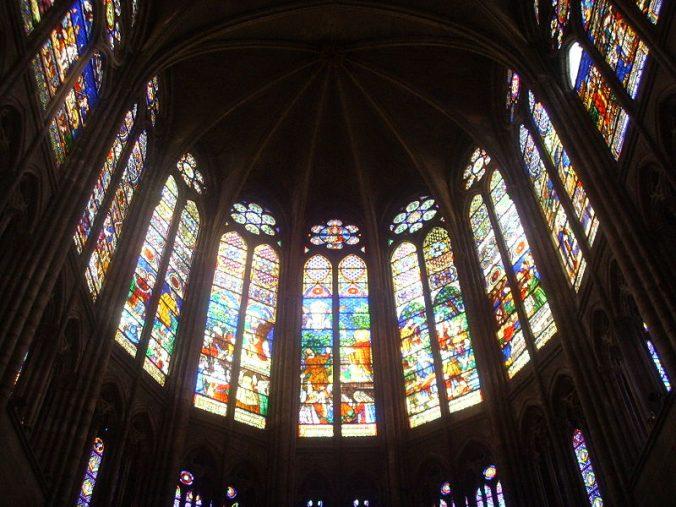 800px-Basilica_di_saint_Denis_vetrata_05 - Photo Sailko