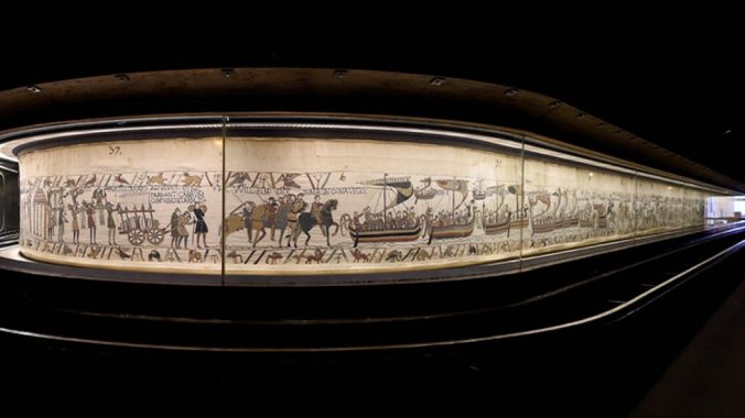 tapisserie de Bayeux_