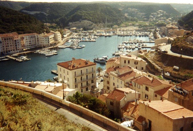 Port de Bonifacio - Photo Traroth