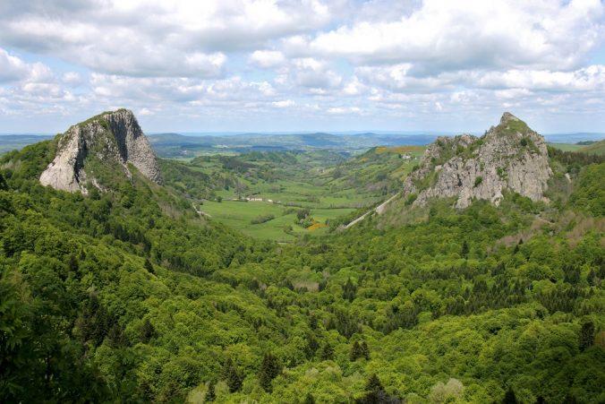 Parc naturel régional des Volcan d'Auvergne