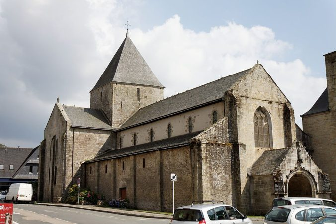 Quimper - Eglise de Locmaria - Photo Thesupermat