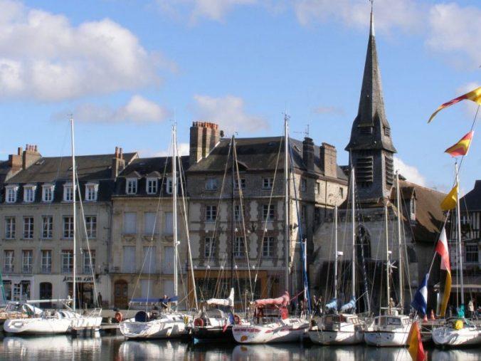 Honfleur - Musée de la Marine