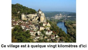 village-chateau-de-castelnaud-aquitaine