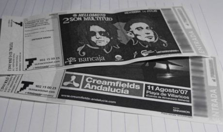 2 Son Multitud - Creamfields Andalucía