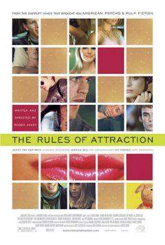 The Rules of Attracion (otro cartel)