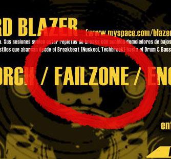 FailZone en un cartel! (jojojo)