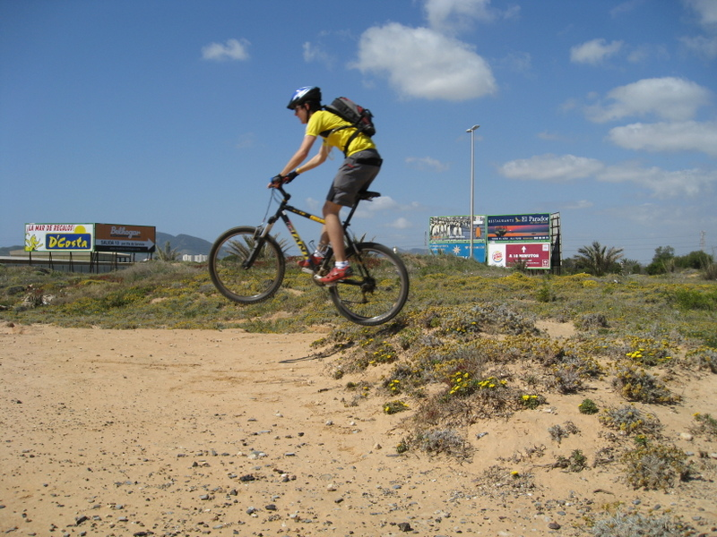 Saltillo en las dunas