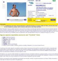 Venezolano subasta su virginidad