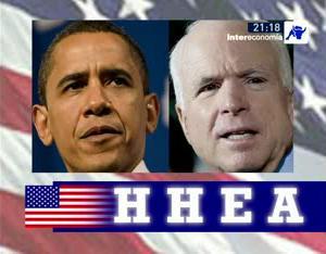 HHEA: Hasta los Huevos de las Elecciones Americanas