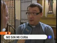 Juan Antonio, actual párroco de Balsicas, Gea y Trullols y San Cayetano