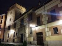 Casa Lujanes. Siglo XV.