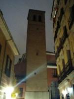 Iglesia de San Pedro el Viejo. Torre.