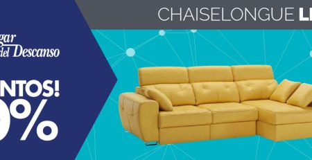 Chaiselongue Lisa