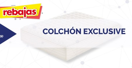 Colchón Exclusive FLEX