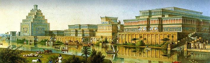 Nimrud no es Babilonia.