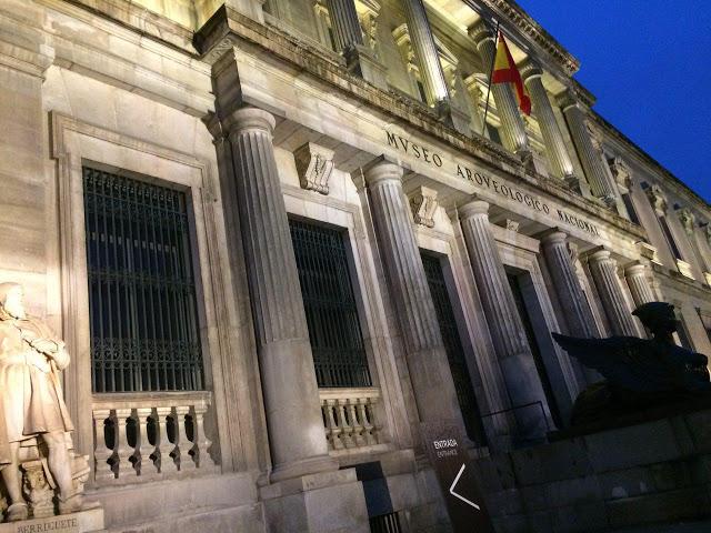 El Museo Arqueológico Nacional, a salto de mata