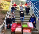 Diez trabajadores del taller de costura confeccionaron más de 200 piezas para el personal sanitario de la provincia