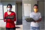 """""""Sol Puntano"""" comenzó con la entrega de bandejas hortícolas de primavera-verano"""