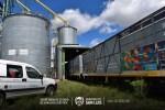 San Luis ya cuenta con diez vagones propios para trasladar cargas industriales