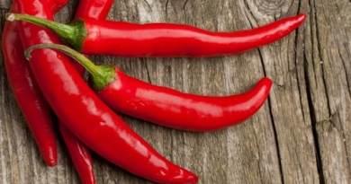 , Propiedades y beneficios de la pimienta de Cayena
