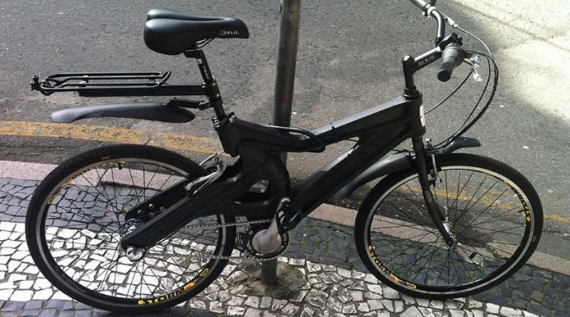 , ¿Te imaginas una bicicleta creada a partir de botellas de plástico?