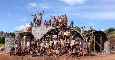 , Ofrecen becas de formación para construir la primera escuela sustentable