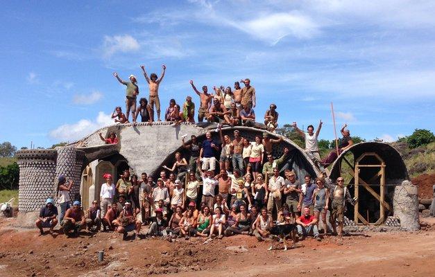 Ofrecen becas de formación para construir la primera escuela sustentable