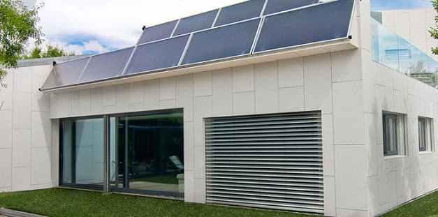 La primera casa autosuficiente sin facturas de agua ni luz se ha hecho realidad y se perfila como la vivienda del futuro