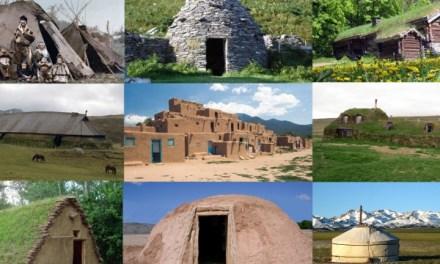 13 Diseños de Casas que se pueden Construir realmente Barato (Potencialmente Gratis)