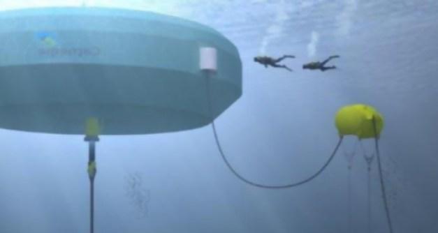 Australianos desarrollan novedoso sistema aprovecha las olas del mar para generar energía y purificar agua