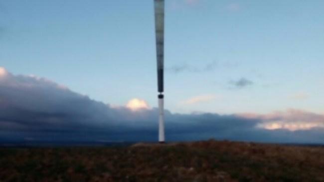 El futuro de las turbinas eólicas ¡sin aspas!