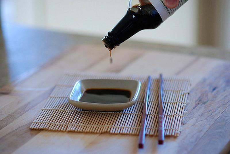 Tamari, una alternativa a la salsa de soja