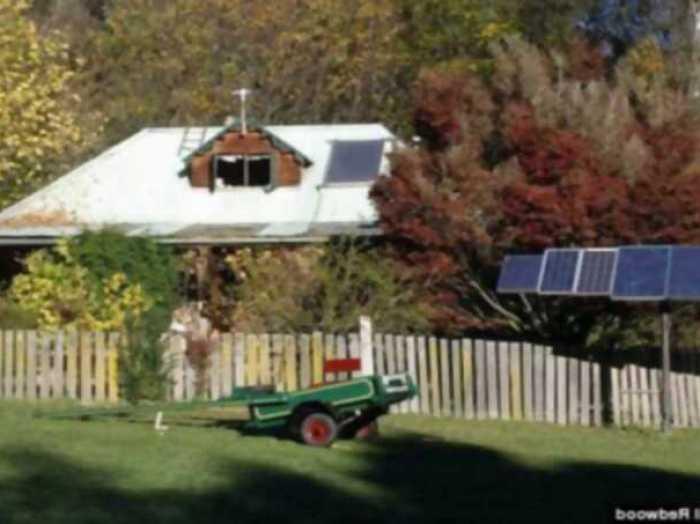 Jill Redwood paneles solares