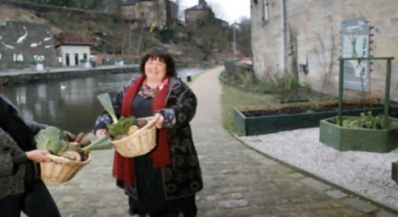 , Todmorden, el pueblo británico que Cultiva sus propios alimentos