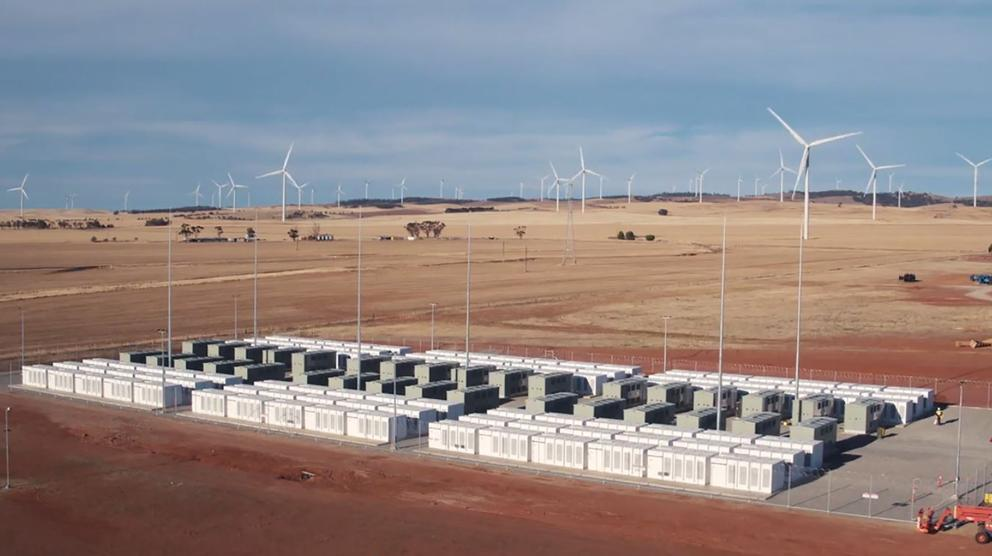 La mega batería de Tesla le ahorra a Australia $ 40 millones en su primer año