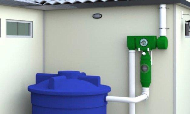 Captación de agua de lluvia y su uso como agua potable