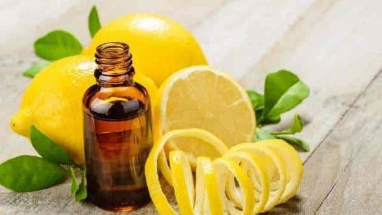 Aceite esencial puro de hierba limón