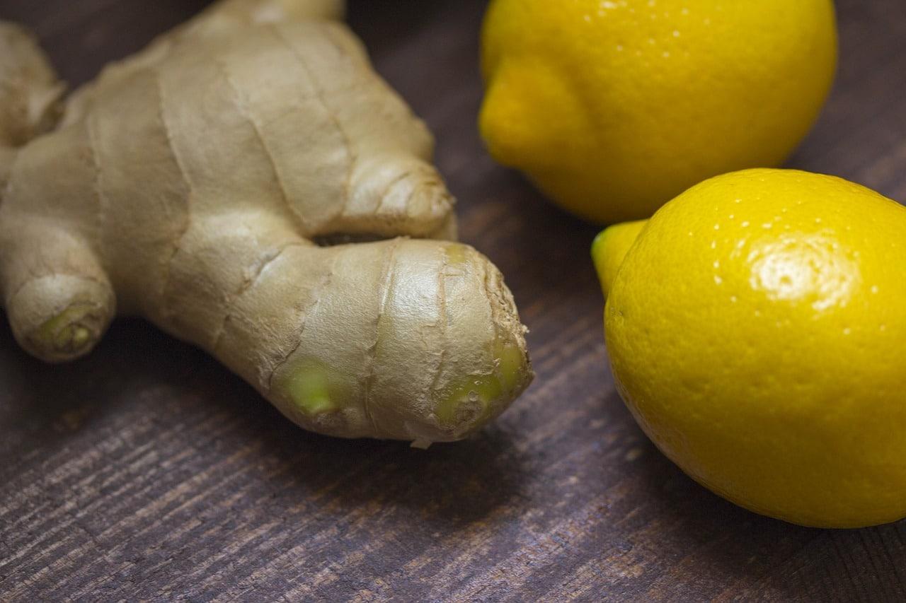 te de jengibre con limon propiedades