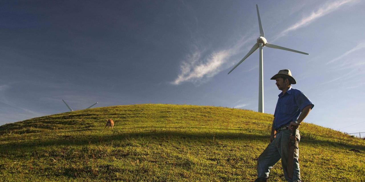 Costa Rica está a muy cerca de abastecerse de electricidad 100% de fuentes limpias